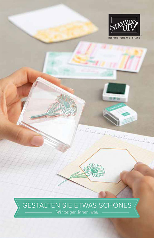 Stampin`UP! Neuling