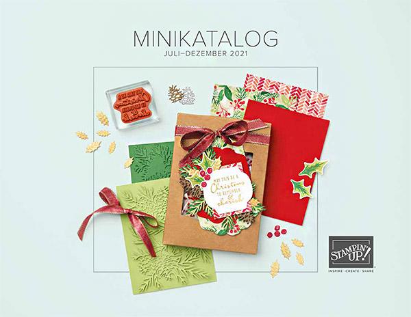 Stampin`UP! Minikatalog Herbst/Winter